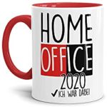 Home Office 2020 – ich war dabei