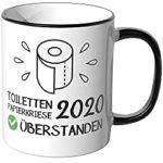 Toilettenpapier Krise 2020 überstanden